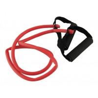 Cablu rezistenta mica TOORX cu 2 manere